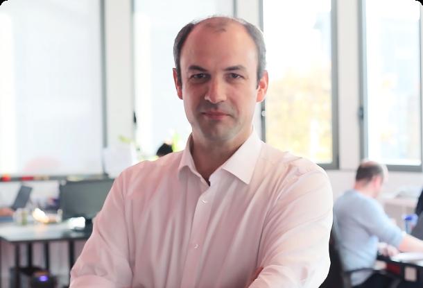 Yann Raoul - CEO