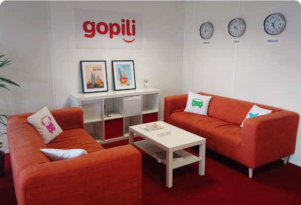Gopili Office